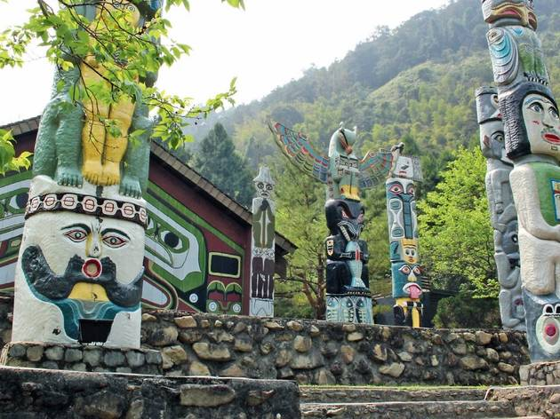 Visit an outdoor cultural museum