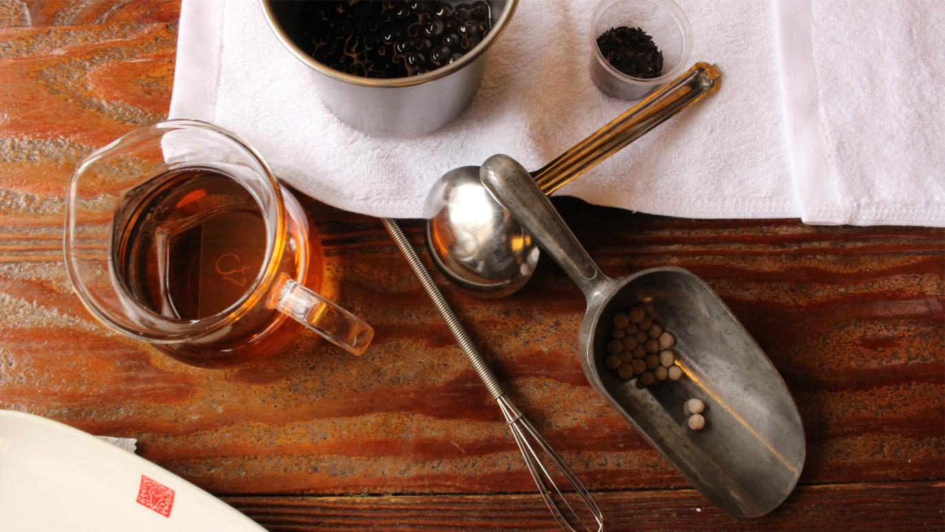 Learn to make bubble tea
