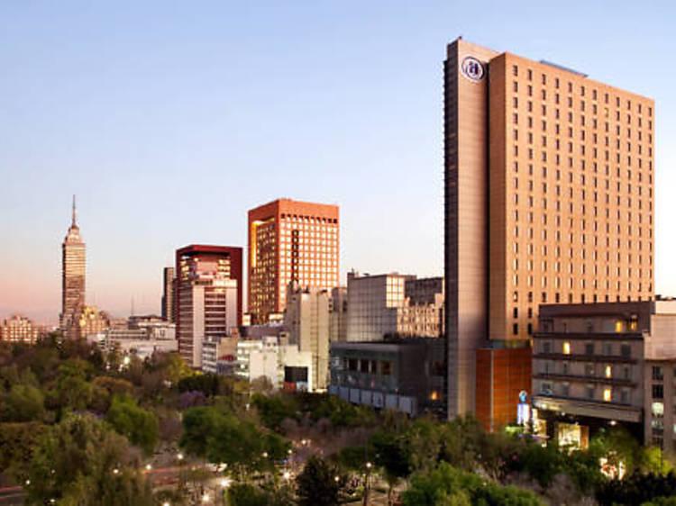 Pádel: Hilton Mexico City Reforma