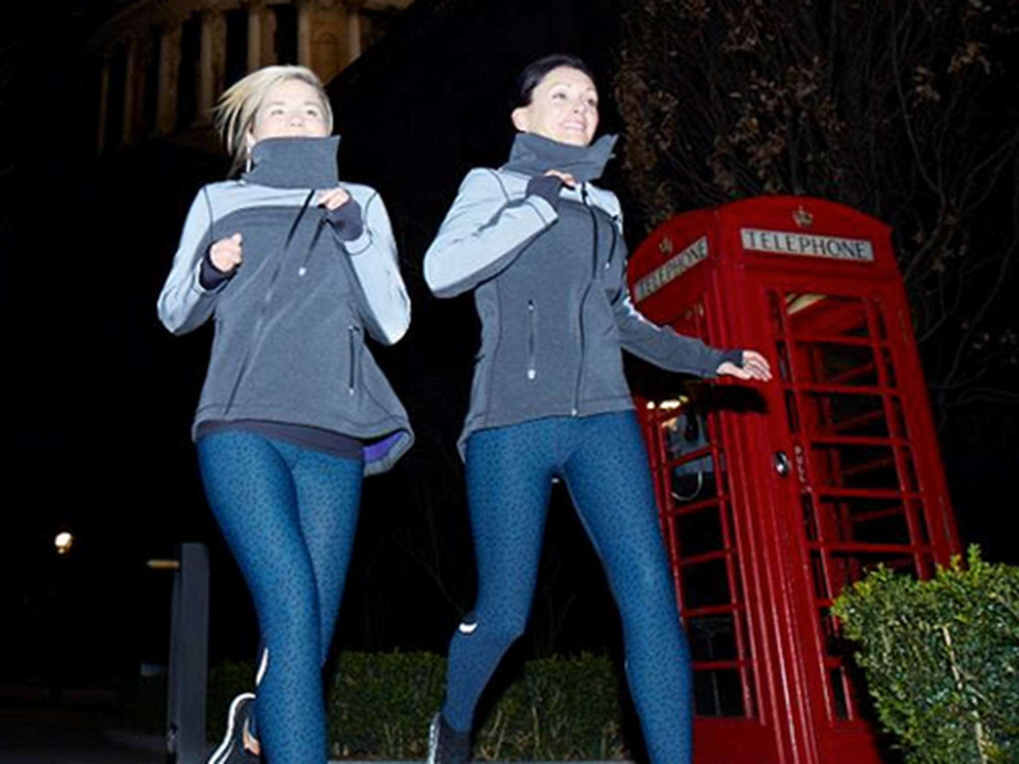 Meet our bloggers Charlotte and Emma of Lunges and Lycra