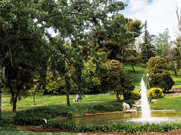 Jardines De Barcelona Con Encanto