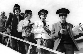 The Beatles a Barcelona