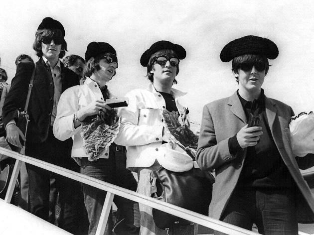 The Beatles a Barcelona
