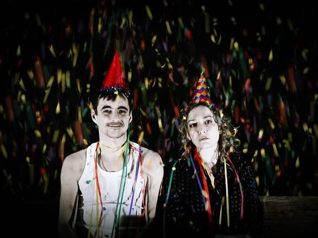 Frinje 2015: La fiesta