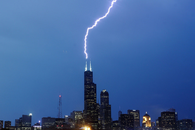 This month was the wettest June in Illinois history