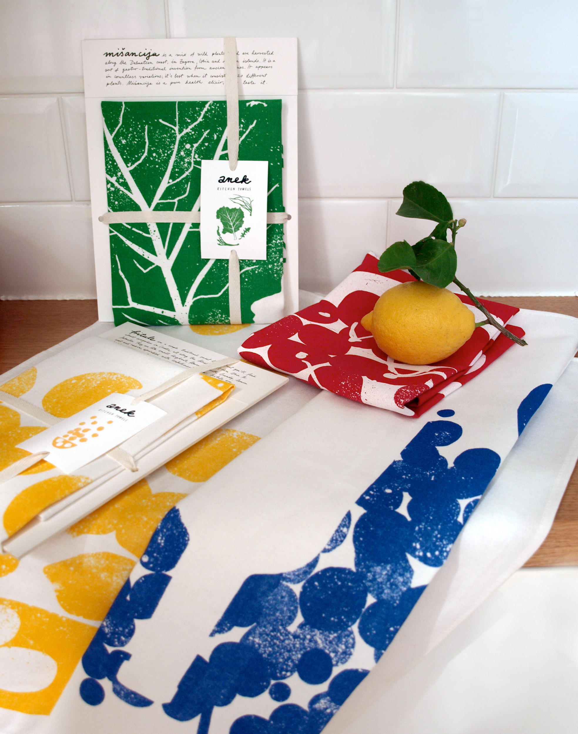Anek Kitchen Towels