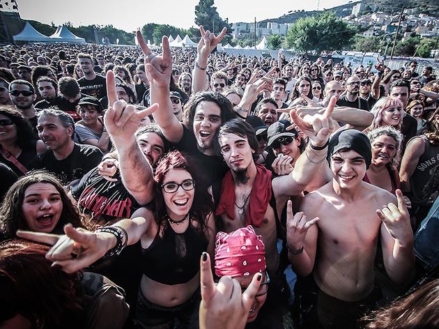 Rock Fest Barcelona 2014