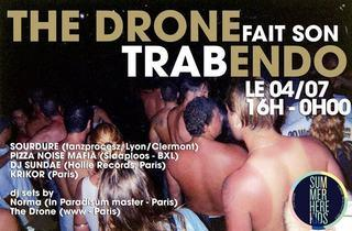 The Drone fait son Summer Here Kids