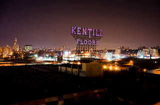 Brooklyn's Kentile Floors sign might be going back up