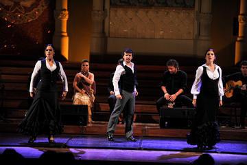 Flamenco Performance at Teatre Poliorama or Palau de la Música Catalana