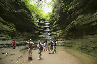 Starved Rock State Park, IL.