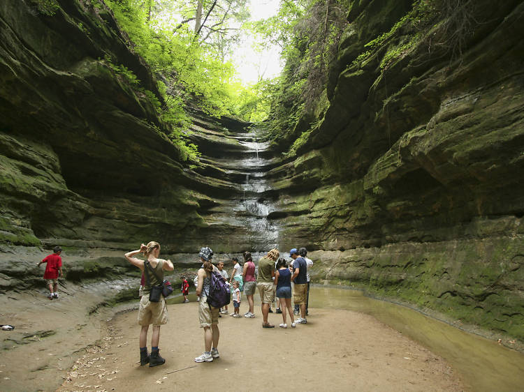 The best family weekend getaways from Chicago