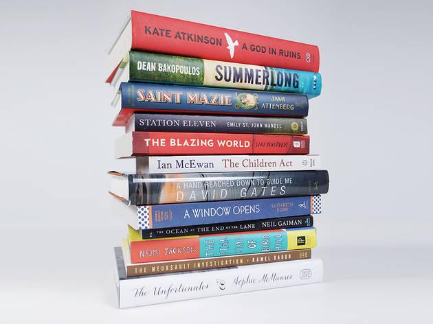 Summer Reading List Lede Image