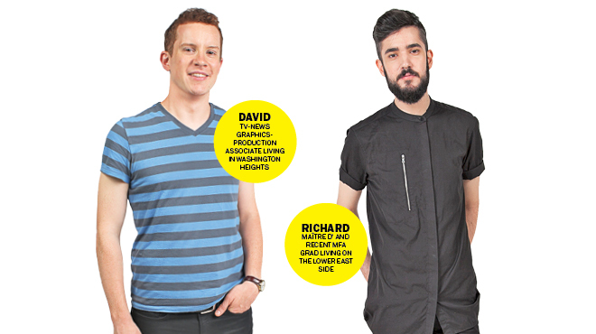 Meet the Undateables: David and Richard