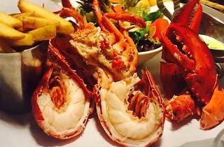 Pince & Pints Lobster Restaurant and Bar: Birthday Week