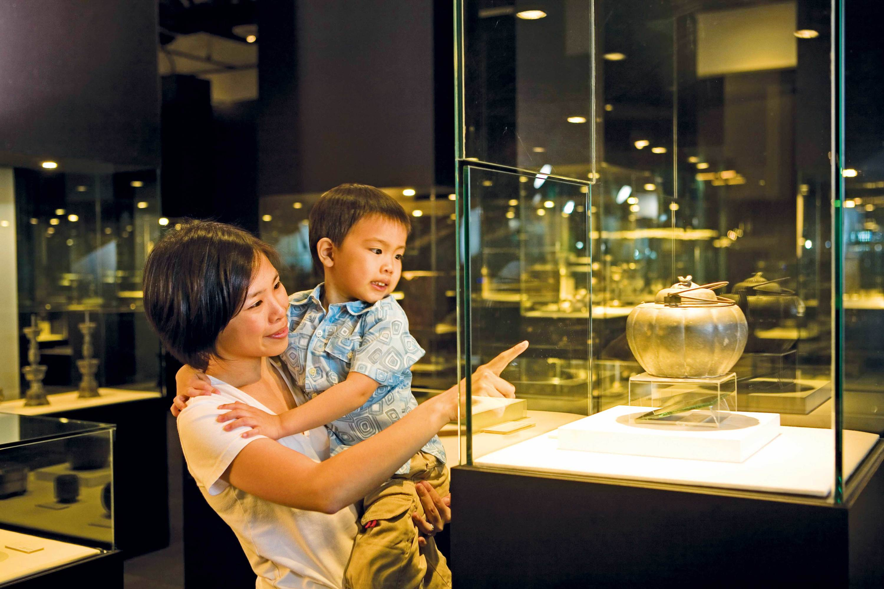 Tour of Royal Selangor Visitor Centre