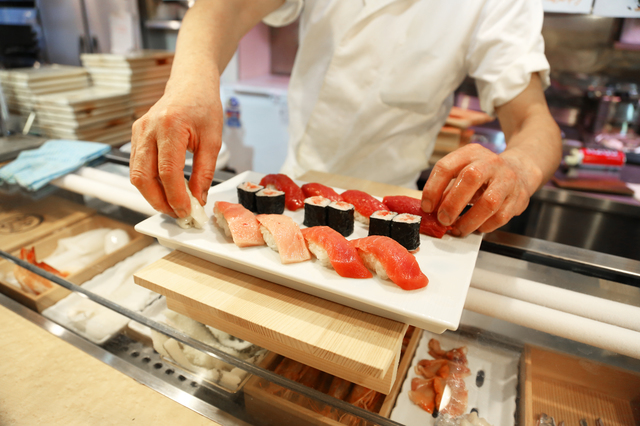 The mysteries of sushi, part 2: fast food