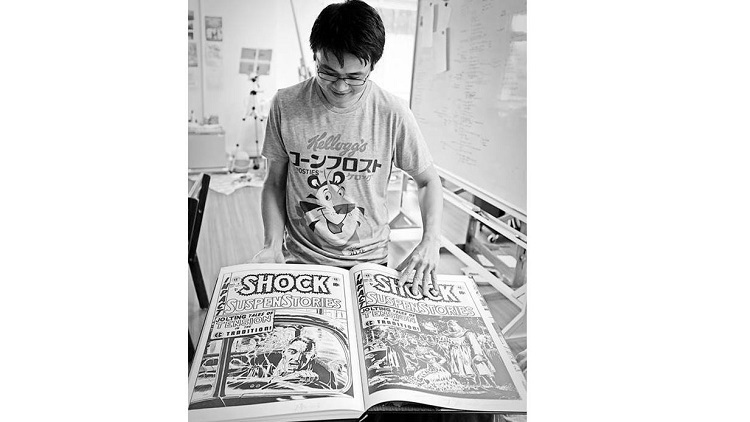 Interview: Sonny Liew