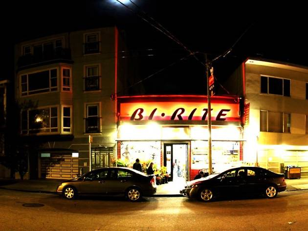 Bi-Rite Market, one of San Francisco's best grocery stores