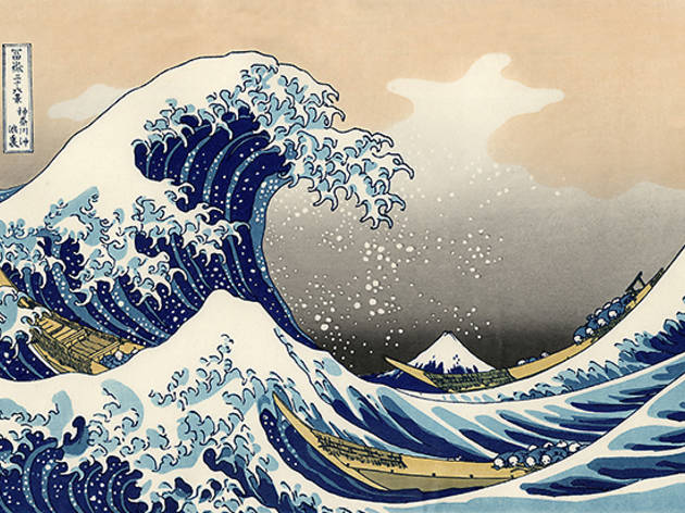 The Great Wave off Kanagawa | Time Out Tokyo