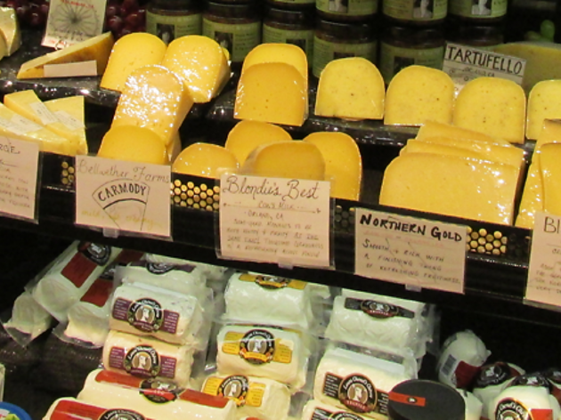 Falletti Foods, one of San Francisco's best grocery stores
