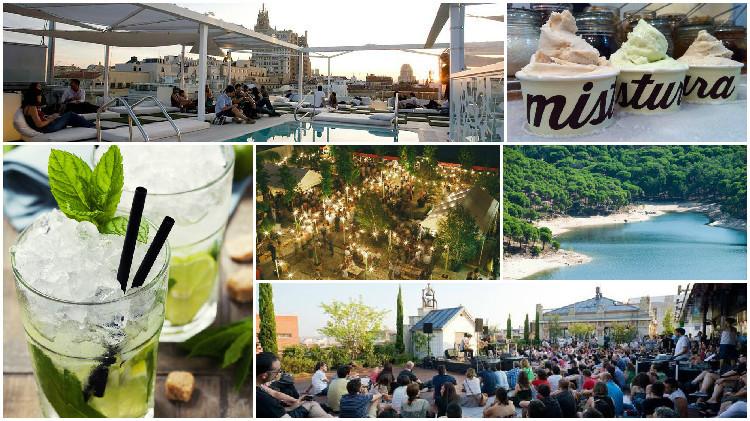 La guía del verano en Madrid
