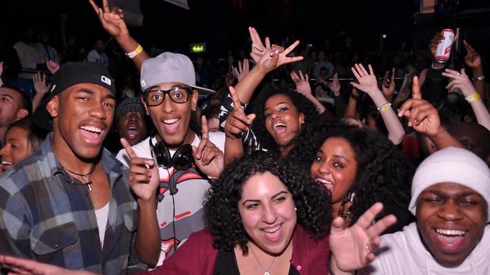 Hip Hop vs R&B