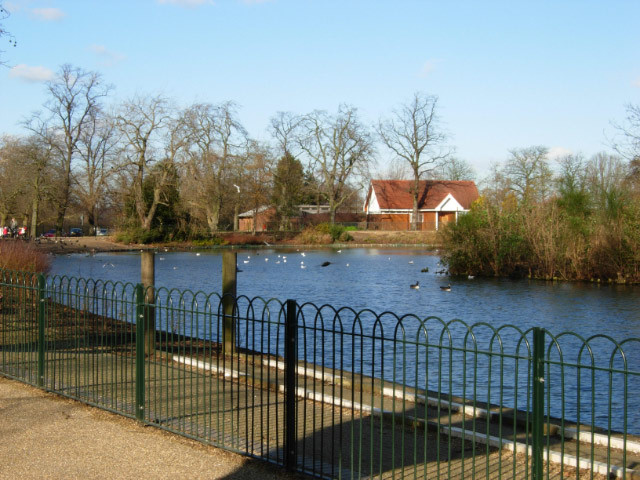 finsbury park boating lake