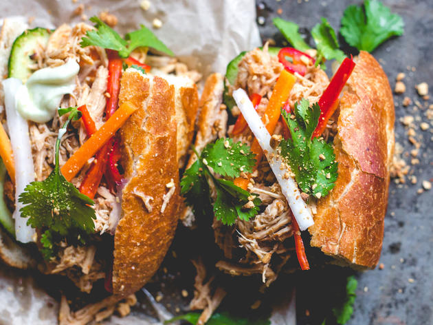 Whaam Banh Mi - CLOSED