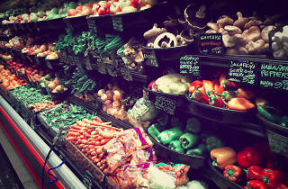 Le Beau Market, one of San Francisco's best grocery stores