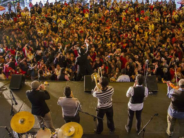 (Foto: Cortesía Faro Milpa Alta)