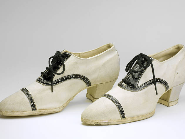 Circa 1925, Dominion Rubber Company. Fleet Foot. Collection of the Bata Shoe Museum, Toronto.
