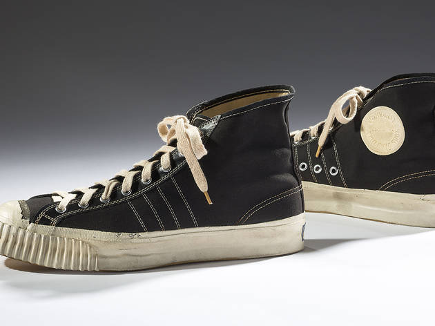 Late 1940s-Early 1950s, Converse. Gripper. Collection of the Bata Shoe Museum, Toronto.