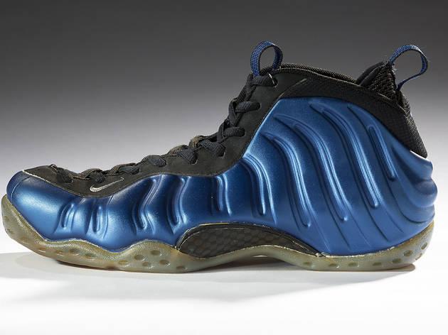 1997, Nike. Foamposite. Nike Archives.