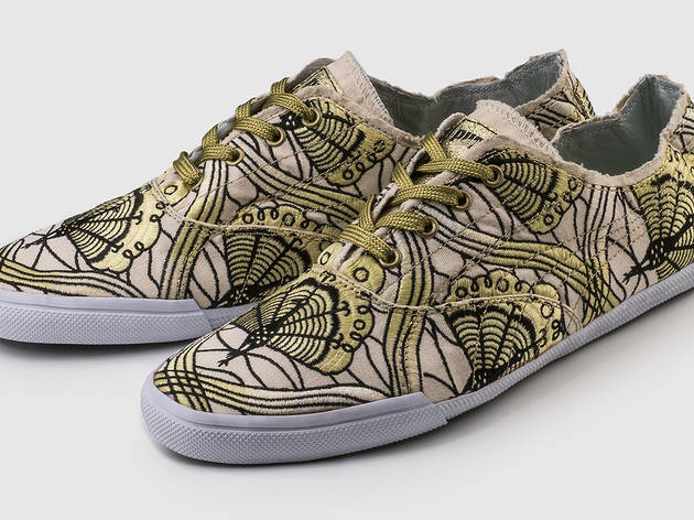 2010, Puma x Kehinde Wiley, Tekkies Mame. Collection of the Artist