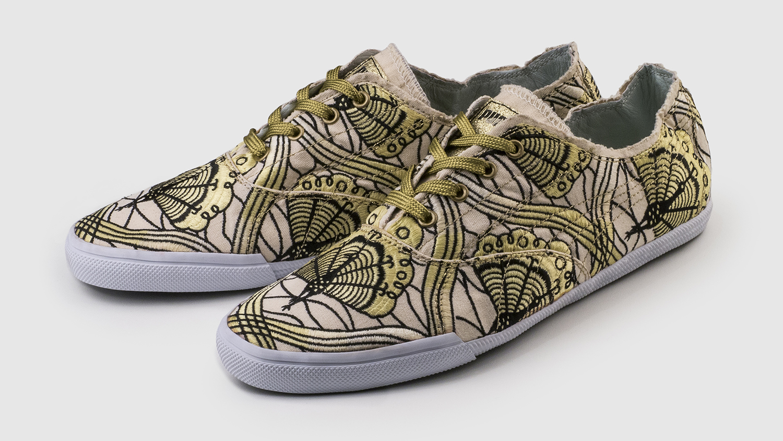 56be7c638319 Sneak peek of  The Rise of Sneaker Culture  at the Brooklyn Museum