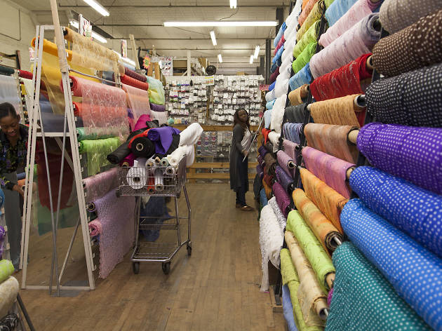 Textile Discount Outlet Best Fabric Stores in Chicago