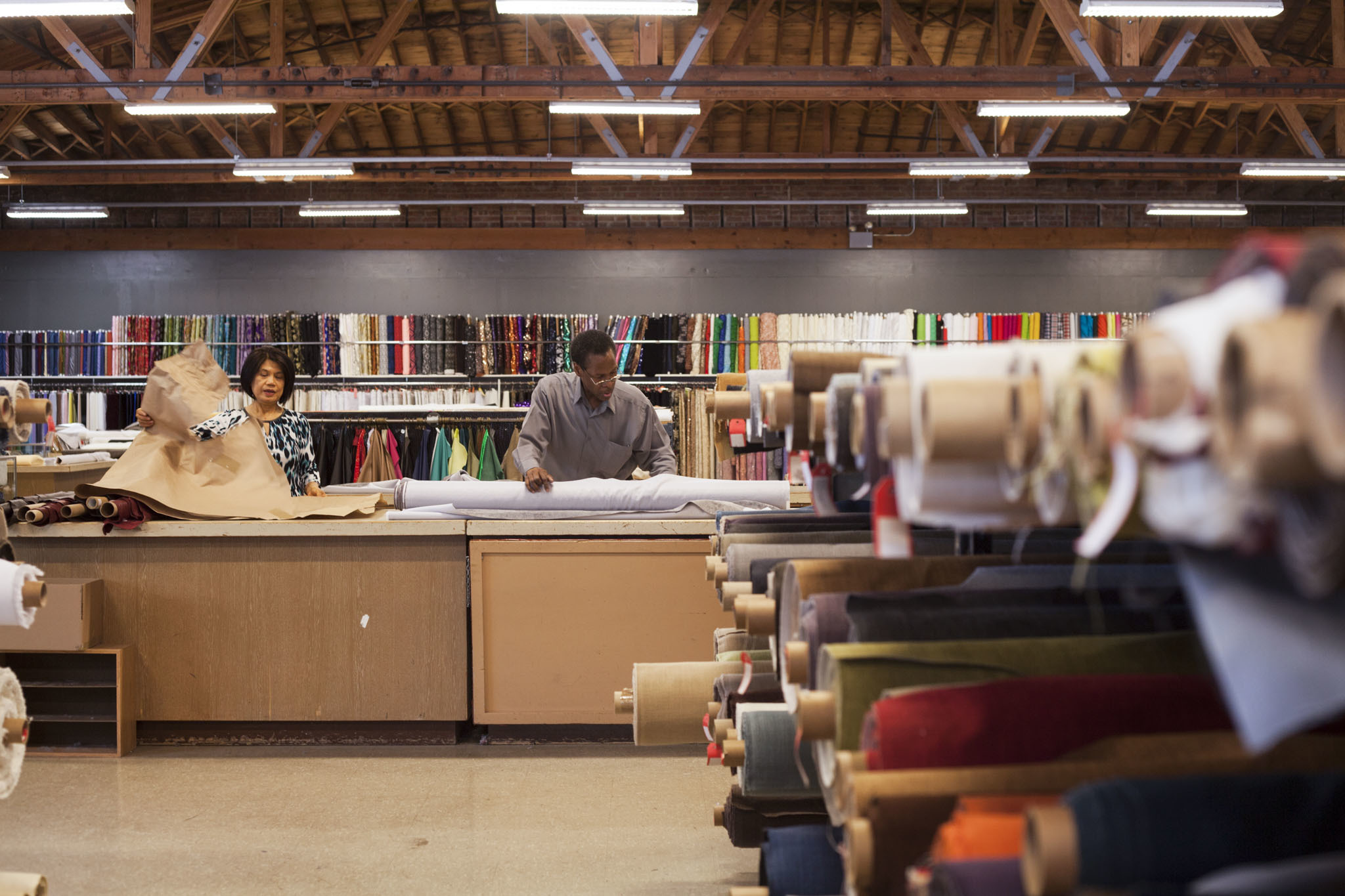 Best Chicago fabric stores for sewing projects patterns and more