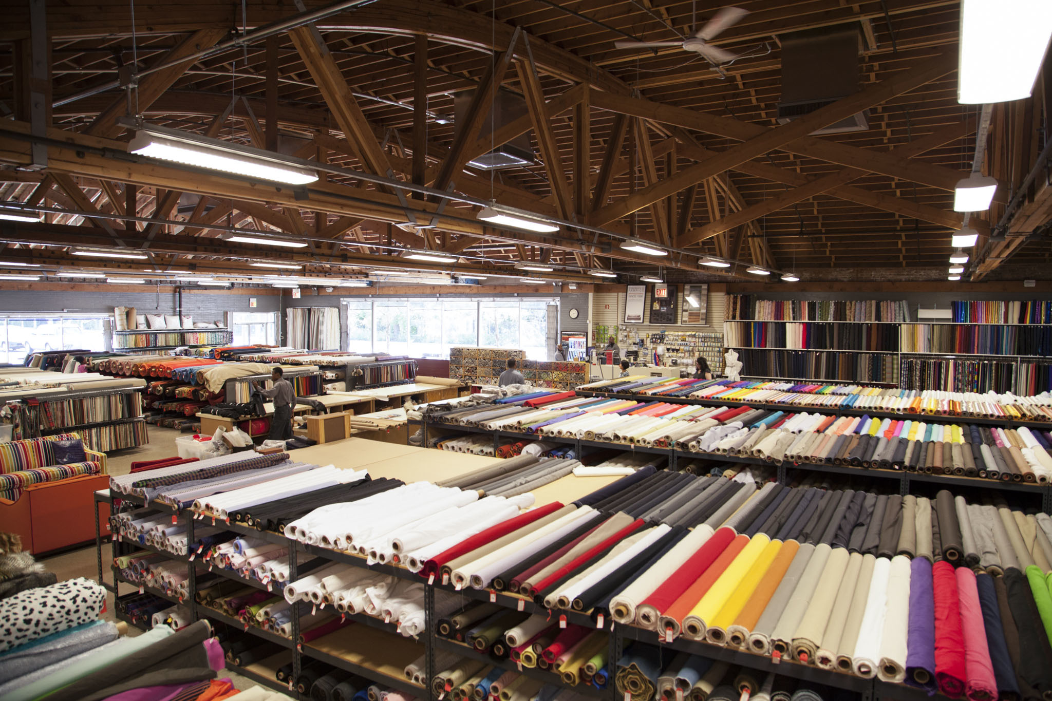 Chicago's best fabric stores