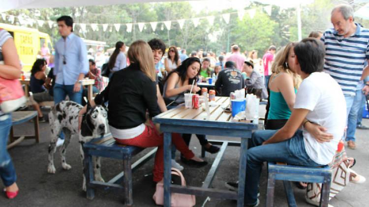 Feria de Diseño + Food Truck Fest