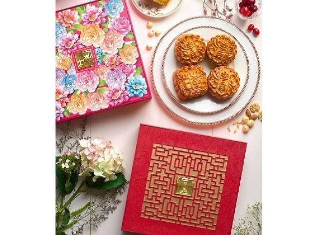 Mid-Autumn Festival celebrations at Sheraton Towers