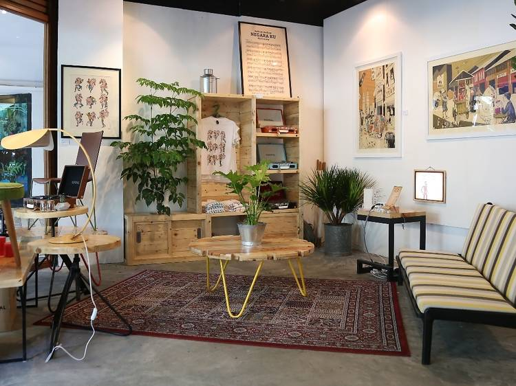 Best shops for Malaysian-made crafts and fashion