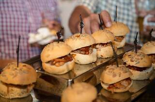 American Society 4th of July Sliders