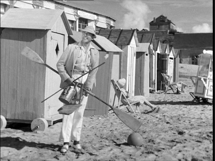 Las vacaciones de monsieur Hulot (1953)