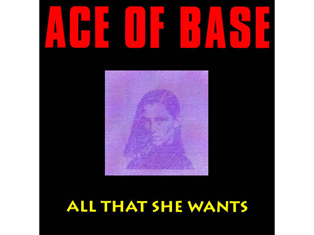 ace of base, all that she wants