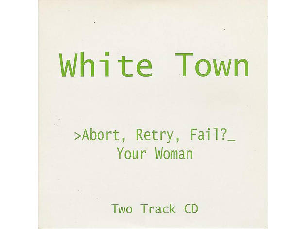 white town, your woman