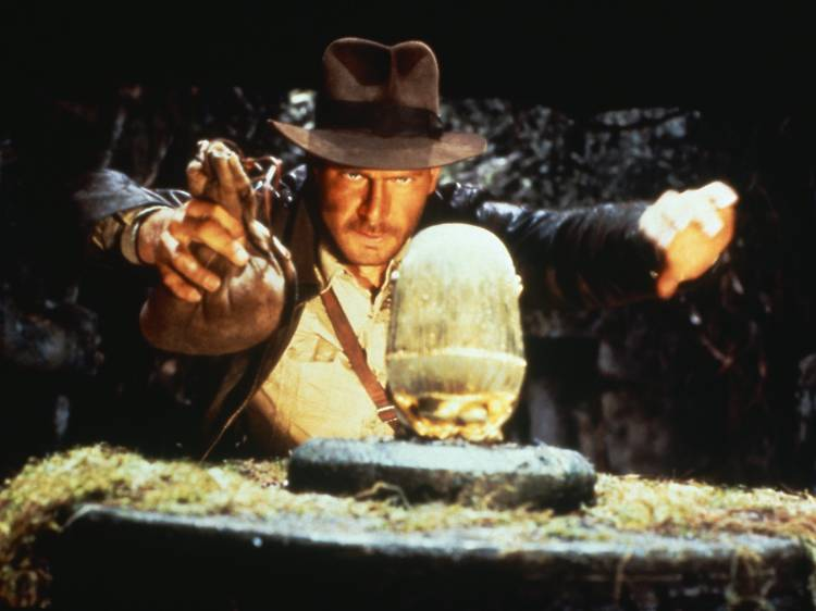 Salteadores da Arca Perdida (Raiders of the Lost Ark, 1981)
