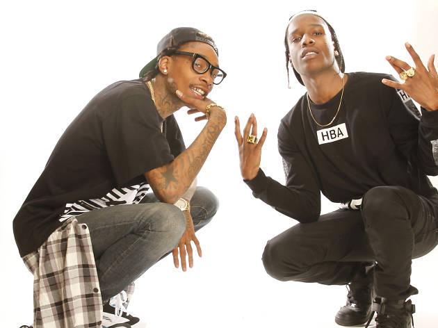 Wiz Khalifa/A$AP Rocky