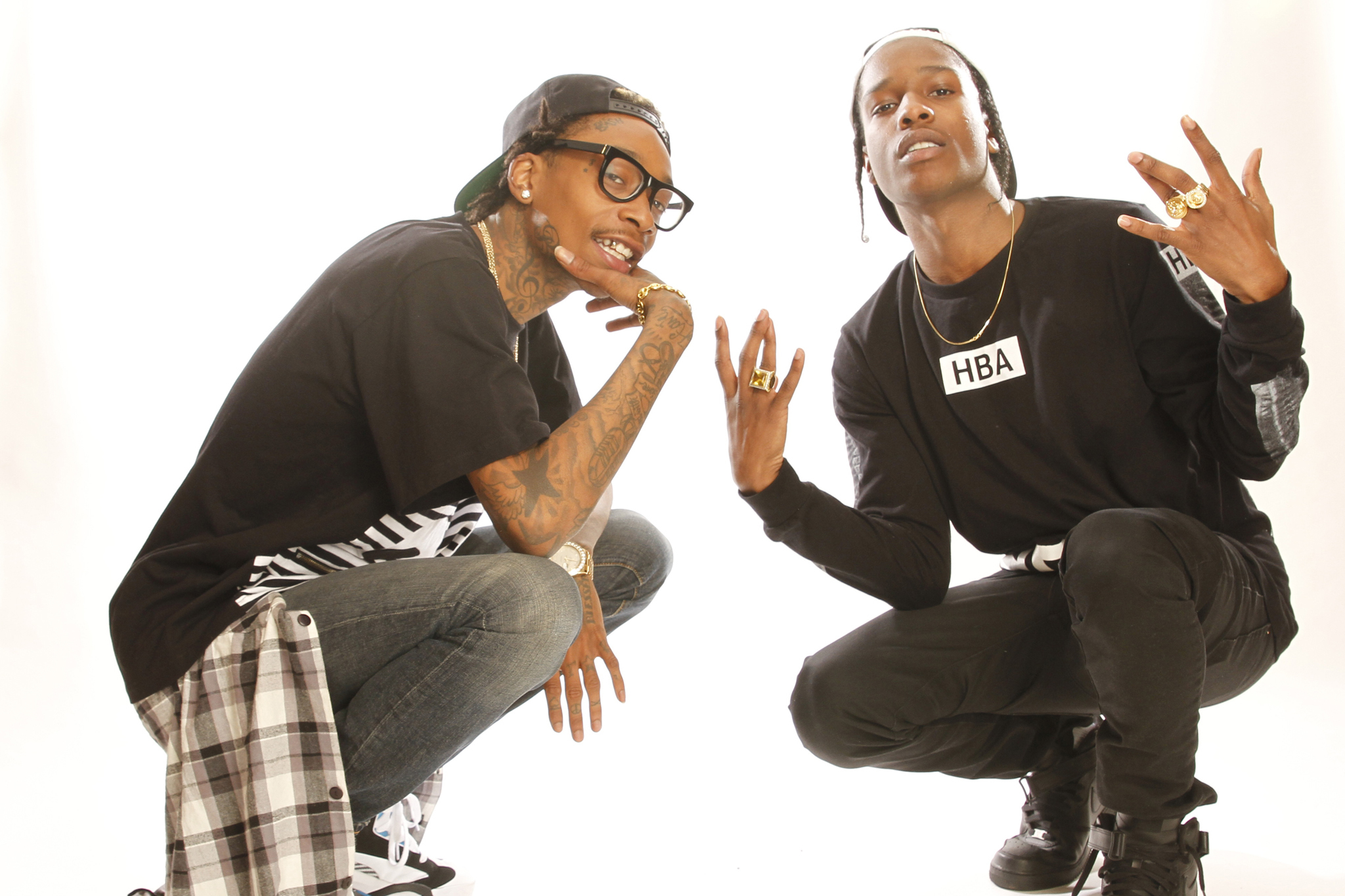 On sale this week: A$AP Rocky and Wiz Khalifa, Lianne La Havas, Gregory Porter and more