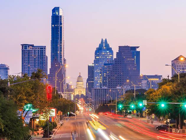 Be Spontaneous in Austin
